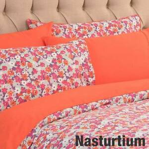 **BRAND NEW** 1000 TC Reversible Quilt Cover Set-DOUBLE * RRP$139 Rooty Hill Blacktown Area Preview