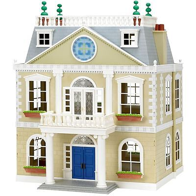 SYLVANIAN FAMILIES GRAND HOTEL FULL OF NEW FIGURES AND FURNITURE.
