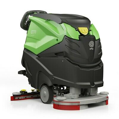 Ipc Eagle 28 Automatic Floor Scrubber Nationwide Service Free Shipping