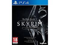 Skyrim (The Elder Scrolls) PS4