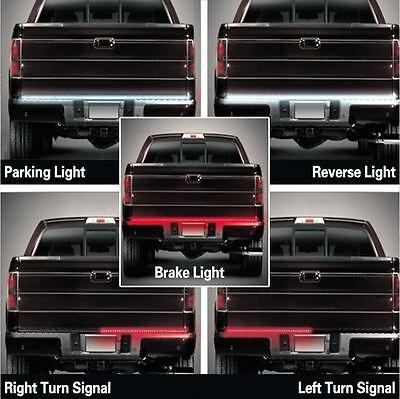 For Ford F-150 F150 2007-2017' LED Tailgate Strip Bar Truck Backup Signal Light