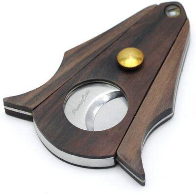 Premiacasa Premium Zebra Wood Cigar Cutter