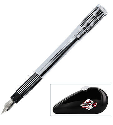 Waterman Harley Davidson Horizon Chrome Fountain Pen - Limited Edition, used for sale  India