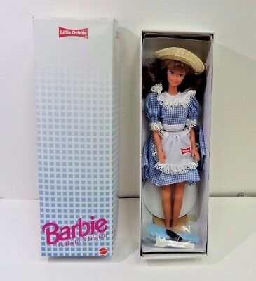 Barbie Little Debbie Snacks - Collector Edition Series 1 1992 Doll