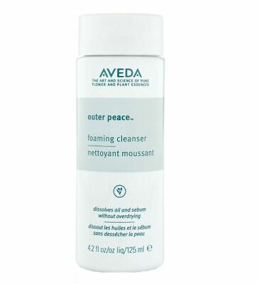 New Aveda Outer Peace Foaming Cleanser 4.2oz REFILL