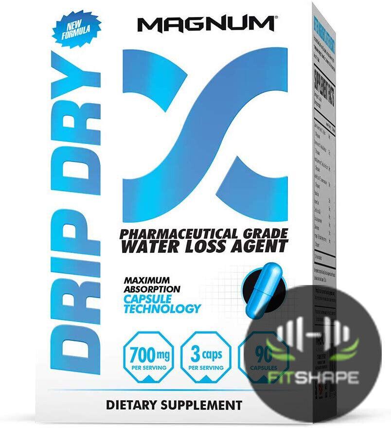 Magnum Drip Dry 90caps Entwässerung Definition Diuretika