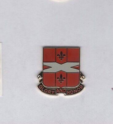 US Army 111th Air Defense Artillery ADA crest DUI badge set P-23