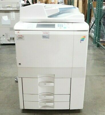 Ricoh Aficio Mp C6501 Sp Mfp Duplex Color Laser Copier 710k Tpc La Local Pickup