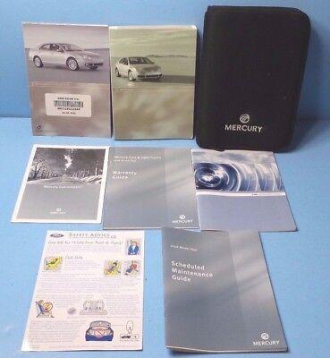 06 2006 Mercury Milan owners manual