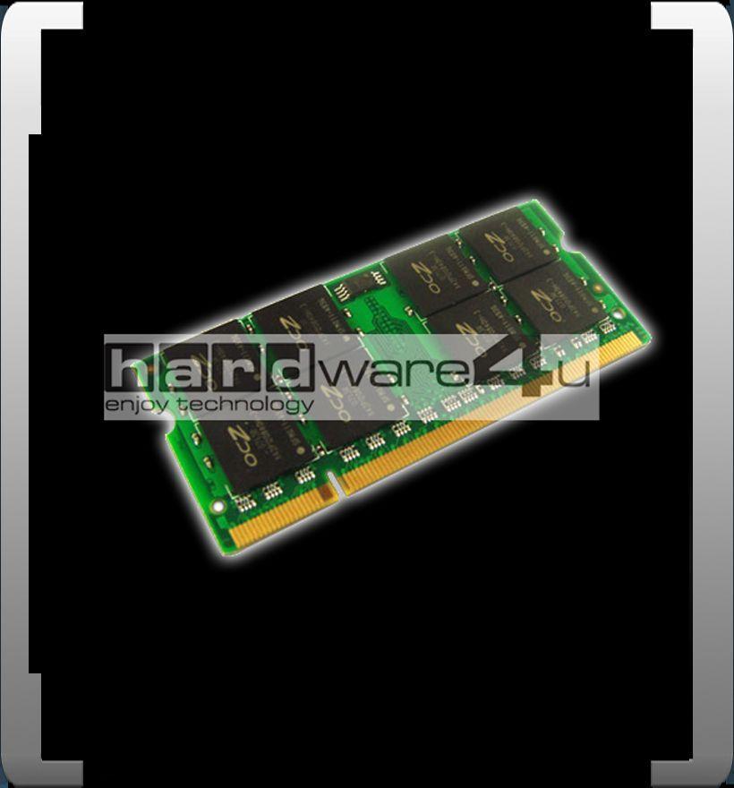 4GB 200 POLIG PC2-5300S 2 GB 667 MHZ DDR2 RAM SPEICHER MODUL SODIMM 2x 2GB MODUL