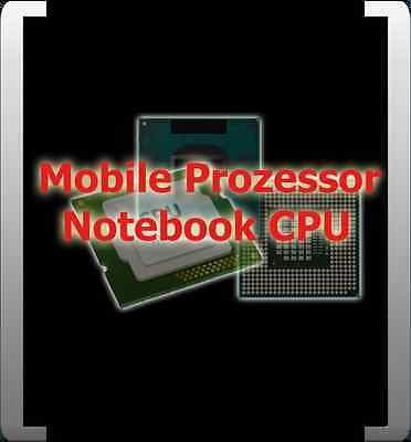 INTEL SL6CG MOBILE PENTIUM 4 M 1.60 GHZ FSB 400 512 KB CACHE MOBILE CPU NOTEBOOK Cache-mobile