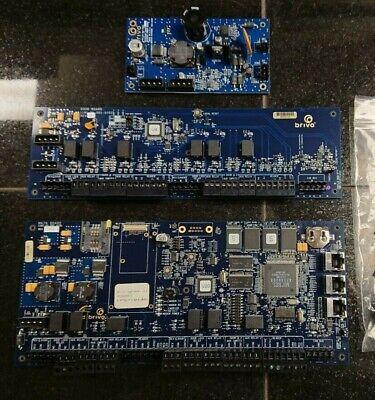Brivo Access Control System Mainboard Door Board Acs5000 Power Board