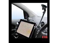 Ipad / Tablet Car Mount, Universal Car Van Lorry Mount.
