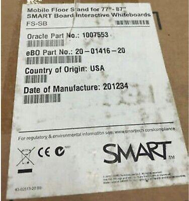 Smartboard Mobile Floor Stand Fs-sb For Interactive White Smart Board