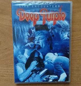 Deep Purple: Live Encounters DVD NEU - Trzebiatów n Rega, Polska - Deep Purple: Live Encounters DVD NEU - Trzebiatów n Rega, Polska