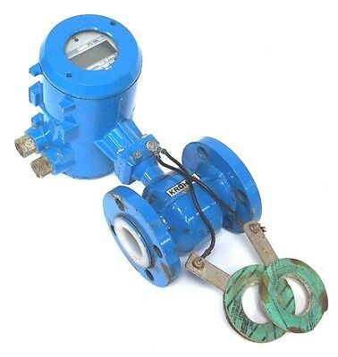 Krohne Ifc 090 Flow Meter Magnetic Ifc090 Krohne Altometer Ifm4090dhart6