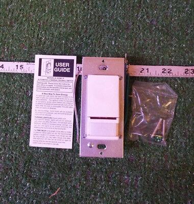 1 New Cooper Osw-p-0451-mv-w Pir Wall Switch Make Offer