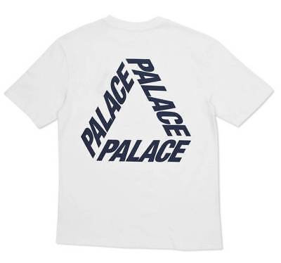 d396e93c4603 PALACE-SKATEBOARDS 2016 P-3 T-SHIRT WHITE NAVY DECONSTRUCTED TRI-FERG