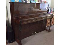John Broadwood & Sons London Upright Piano