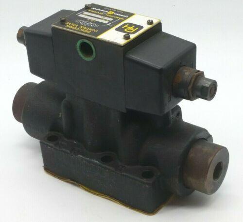 Parker Hannifin D63W2C6Y33 Directional Control Valve