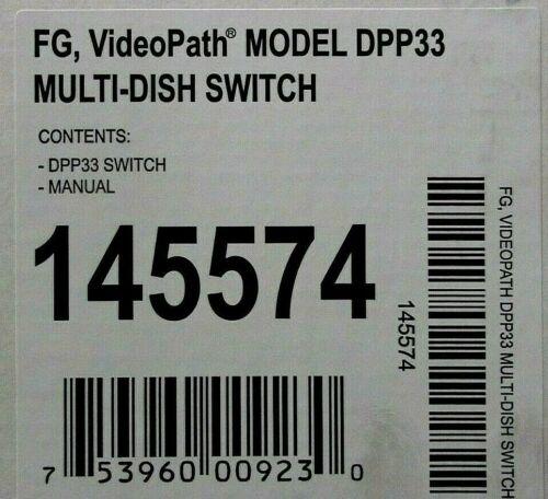 Dish Pro Plus 33  Multi-Dish Switch 145574  Brand New In Box