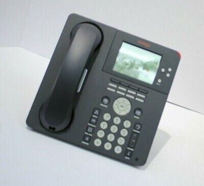 Avaya 9650 Ip Phone Charcoal Gray Business Or Office Landline Phone In Box