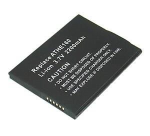 3.7V Battery For HTC Advantage X7501 X7500 Pocket PC