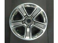 17x7.5 Jeep Wrangler OEM Wheel 13 14 15 16 Rubicon Charcoal Stock Rim 1XA50TRMAA