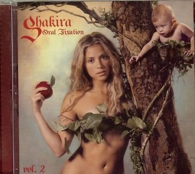 Shakira   Oral Fixation  Vol  2   Cd   New