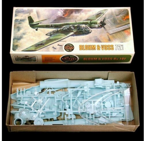 AIRFIX CLASSIC Blohm & Voss BV141 Priced to sell