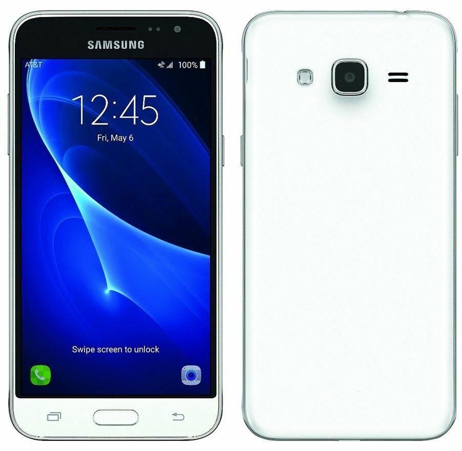 Android Phone - SAMSUNG GALAXY J3 (2017) 16GB J330F - Unlocked - Smartphone Mobile Phone