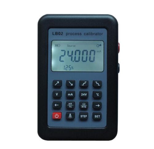 LB02 Signal Generator Source Process Calibrator Resistance Current Voltmeter