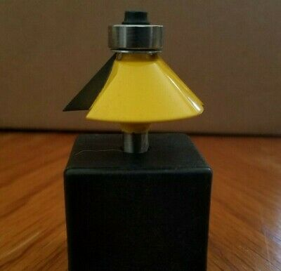 OLDHAM VIPER CHAMFER CARBIDE TIPPED ROUTER BIT 2