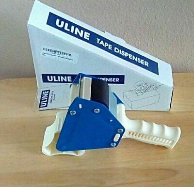 Uline H-150 Industrial Side Loader Hand Held Packaging Tape Gun Dispenser 2 New