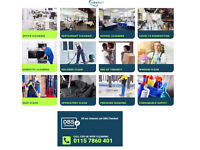 Domestic & Commercial Cleaning Service, End of Tenancy, Spring & Oneoff Cleaning