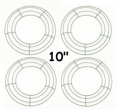 4X Darice Metal Wreath Form 10