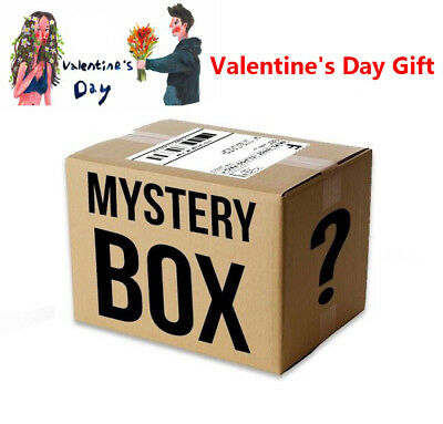 Mysteries Box! All New Accessories! Valentine's Day Gift Anything possible! - Valentine Accessories