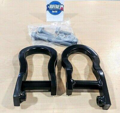 Chevy Silverado Tow Hook - New OEM Front Tow Hook Package - 2007-2019 Silverado & Sierra (84072463)
