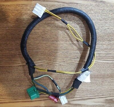 Range Rover P38 Seat Wiring Loom With Relays AMR 2842