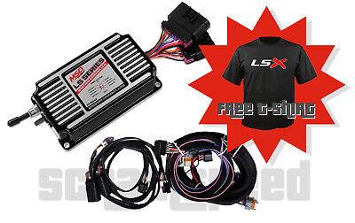 MSD 60143 Black LS Carb Ignition Control Box Carburetor LSX LS1 LS2 LS3