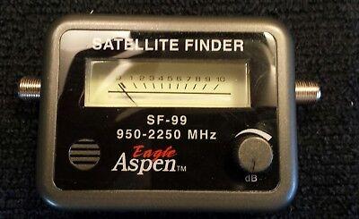 Eagle aspen satellite finder new, used for sale  Redmond
