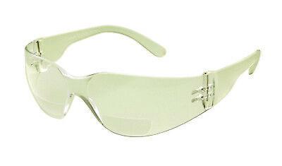 Gateway Starlite 1.5 Indooroutdoor Bifocal Reader Magnifier Safety Glasses Z87