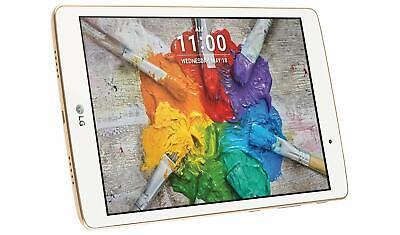 LG G Pad X 8.0 V521 Tablet 16GB, Wi-Fi + 4G (T-Mobile), 8in, Gold - See Details