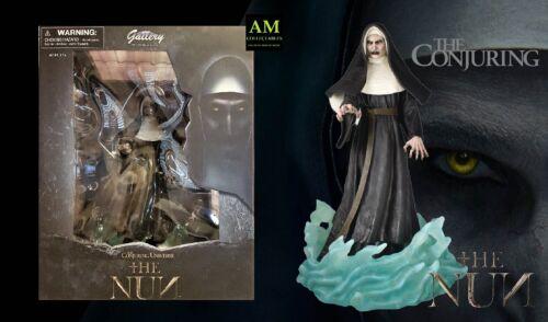 Diamond Select Movie Gallery - the Conjuring Universe - Nun PVC Statue Figurine