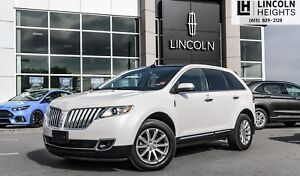 2013 Lincoln MKX BASE - HEATED/COOLED SEATS - NAV - BLUETOOTH
