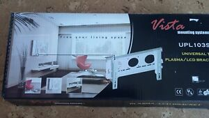 Flat Panel Mount 23-37 inch tv size *new*