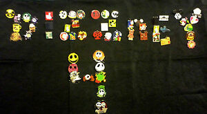 DISNEY-TRADING-PIN-25-LOT-NO-DUPLICATES-HIDDEN-MICKEY-LIMITED-EDITION-FREE-SHIP