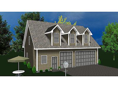 Garage Kit Shell Prefab Garage Kit with Living Quarters Garage Domicile kit