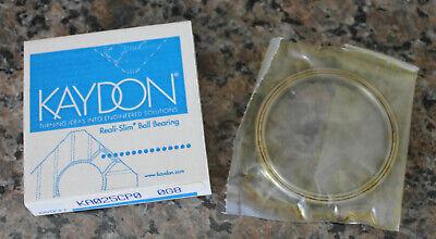 Kaydon Reali-slim Ball Bearing Ka025cp0 Class 1 Abec 1f - New Factory Sealed
