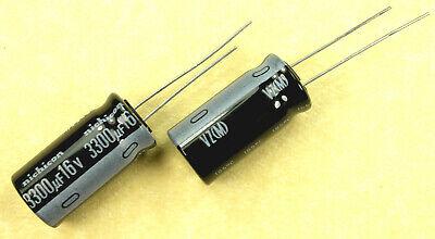 12pcs Panasonic Polyester Radial Film Capacitor .022uF 630v ECQ 11mm X 9mm X 4mm